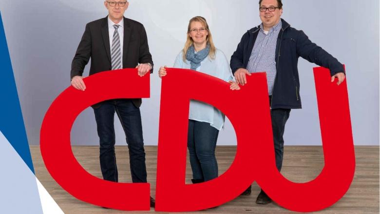 Unsere Kandidaten für den Wahlbezirk Sörup-Mitte.